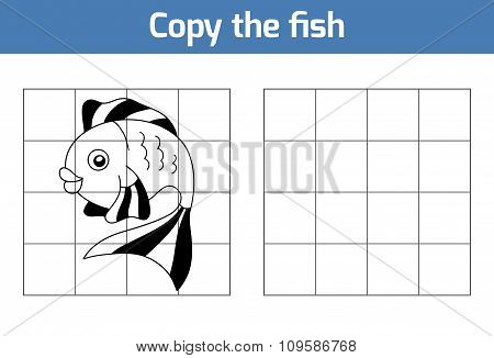 Copy The Picture: Fish