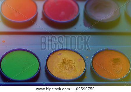 Box Of Watercolors