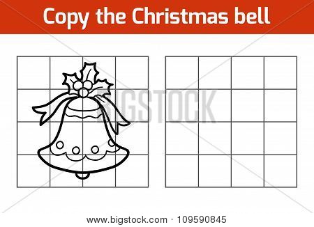 Copy The Picture: Christmas Bell