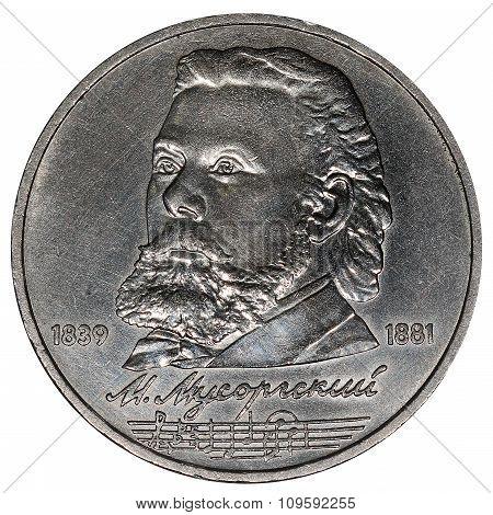 Modest Mussorgsky - Russian composer