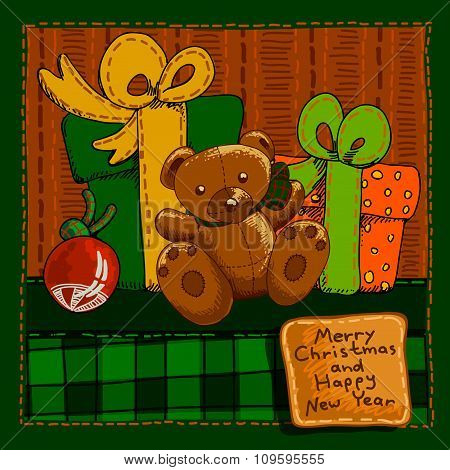 christmas banner design
