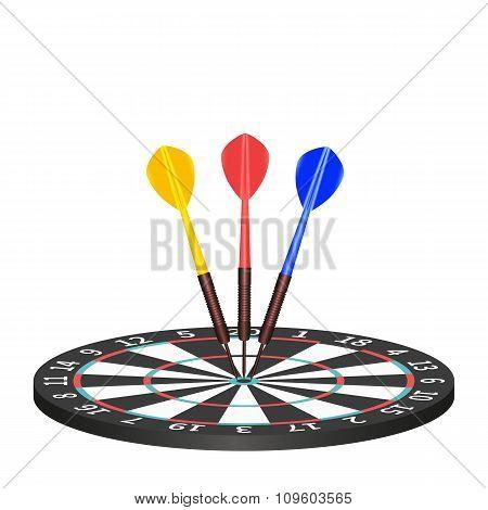 set of darts game