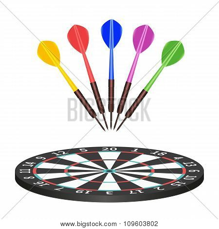 set of darts game