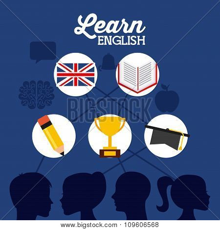 learn english design