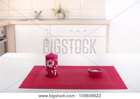 Kitchen Countertop Decoration