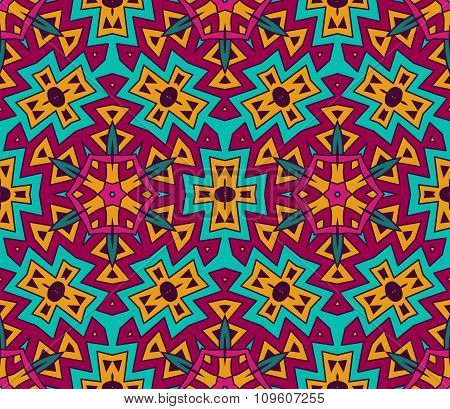 seamless pattern ornamental