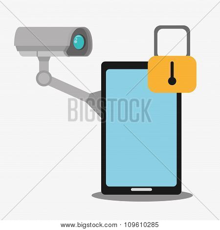 Security system and surveillance