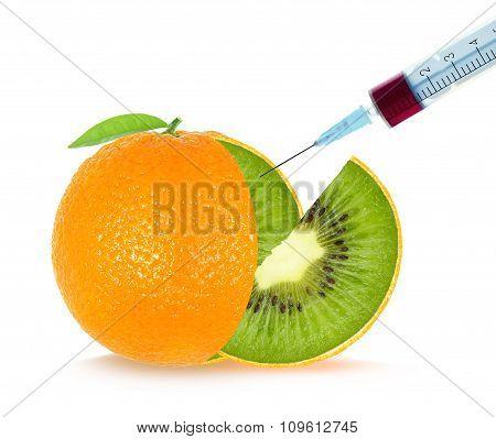 fruit, genetic engineering