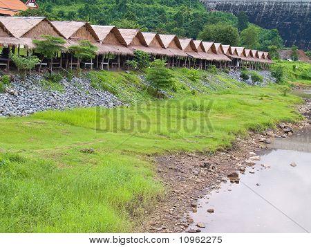 Thatch Pavilions