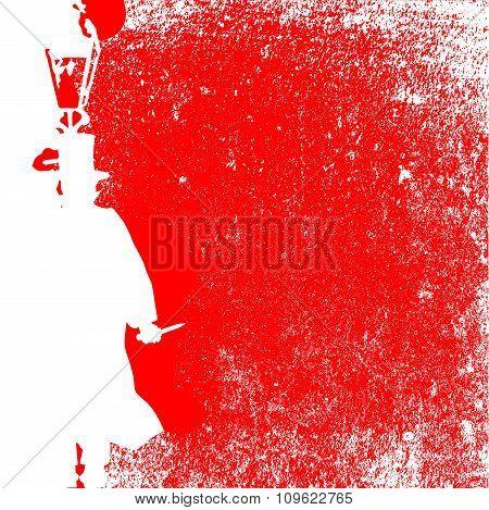 Ripper Red Grunge
