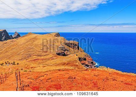 Madeira Hiking - Casa Di Sardinha - Ponta De Sao Lourenco