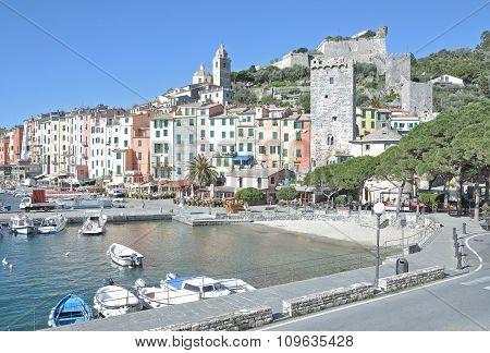 Portovenere,Liguria,Italy
