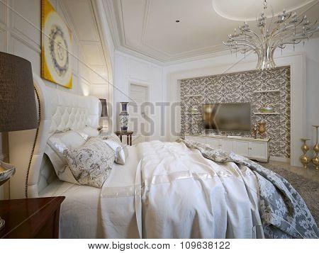 Bedroom Oriental Style