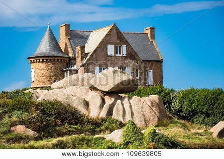 Building In Brittany