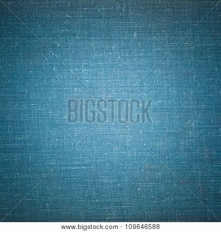blue color cloth surface texture background