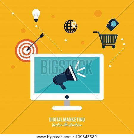 Digital Marketing design