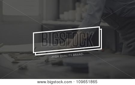 Advertisement Banner Blank Sign Business Communication Concept
