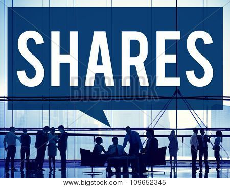 Shares Shareholder Asset Contribution Proportion Concept