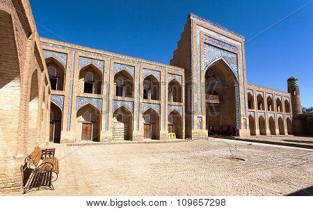 Mohammed Rakhim Khan Medressa - Khiva - Uzbekistan