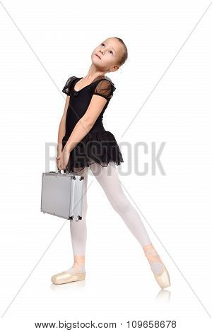 Ballerina With Case