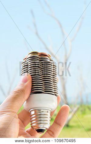 eco energy concept