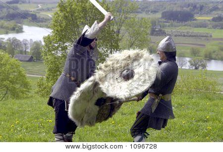 Ancient  Battle.