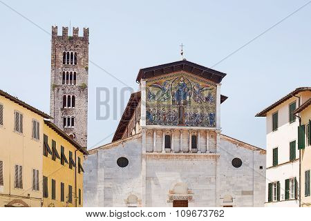 Cathedral Of Lucca