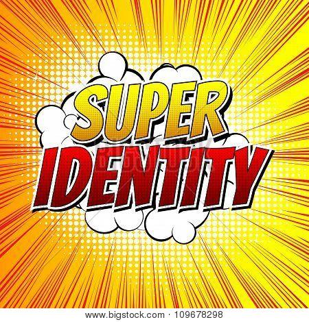 Super identity
