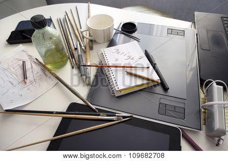 Tools Of Designer