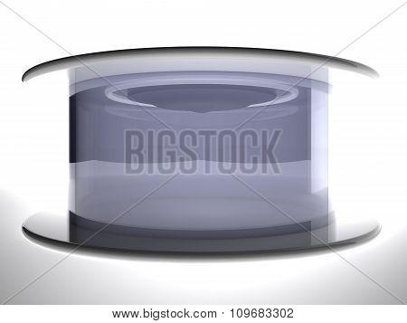 Teleportation  Capsule, 3D