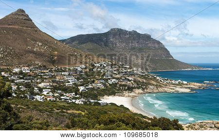 Camps Bay (cape Town, South Africa)