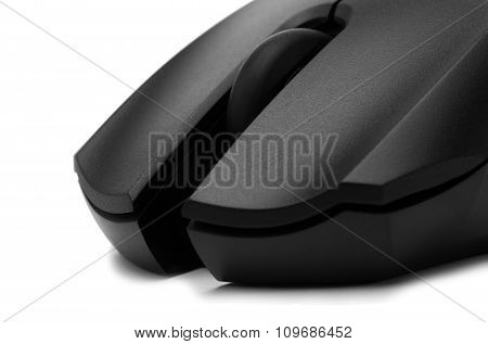 Computer mouse close up
