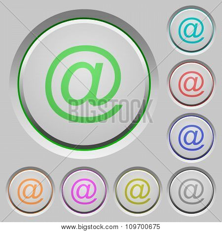 Email Push Buttons