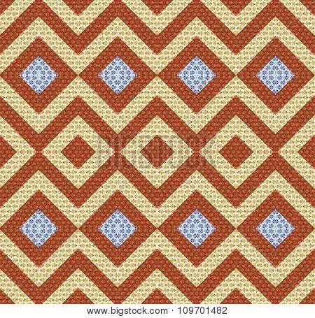 Quilt design for Bedspread