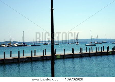 Harbor Springs Yacht Basin