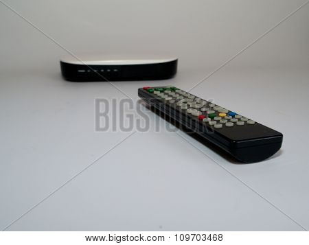 Tv Remote Control , Equipment Facilities
