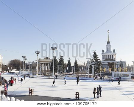 Christmas Vacation In Moscow