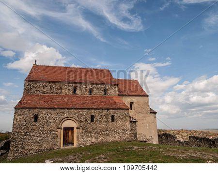 Cisniadioara Fortified Church