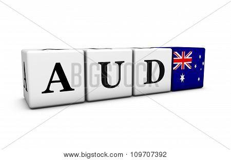 Aud Australian Dollar Currency Of Australia
