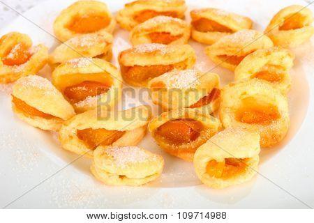 Apricot pocket