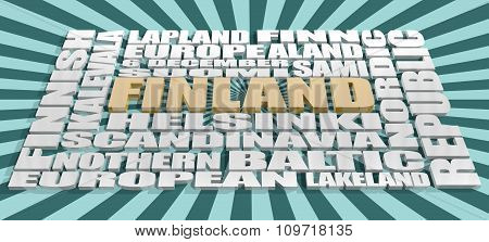 finland tags cloud