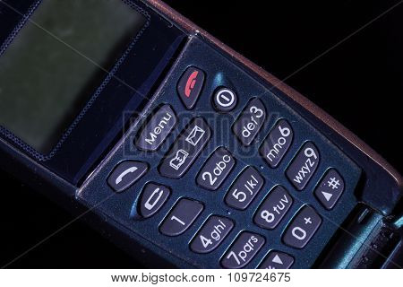 The Old Cellphone