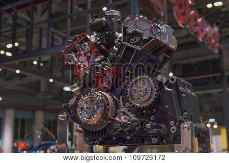 Indian Motocycle Engine