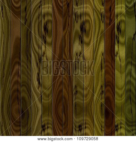 Wooden Fence Seamless Texture