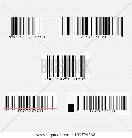 Bar Code Set