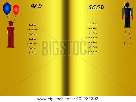 bad-good list