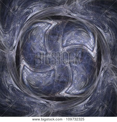 abstract fractal pattern