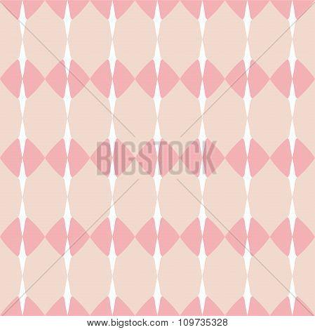 Tile pastel pink vector pattern