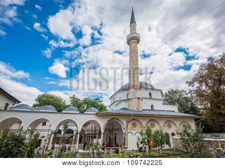 Old traditional mosques