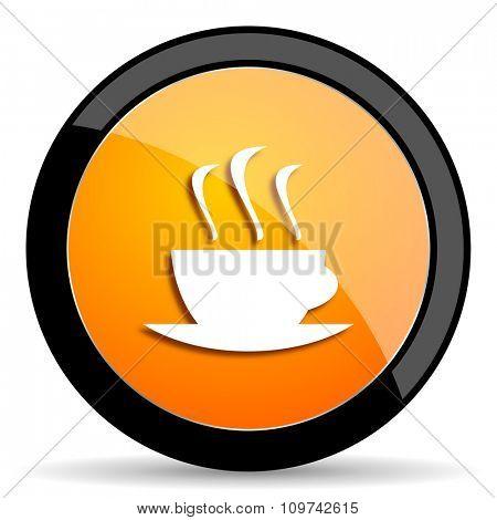 espresso orange icon